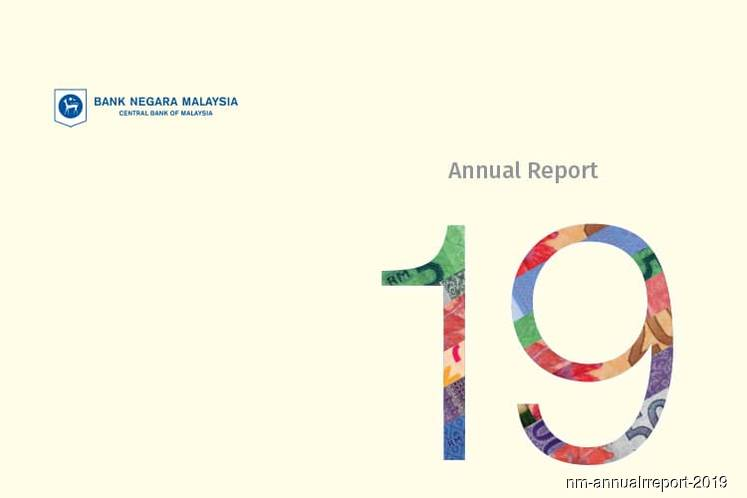 BNM Annual Report 2019: Risk of loan repayment defaults remains low among M'sian households