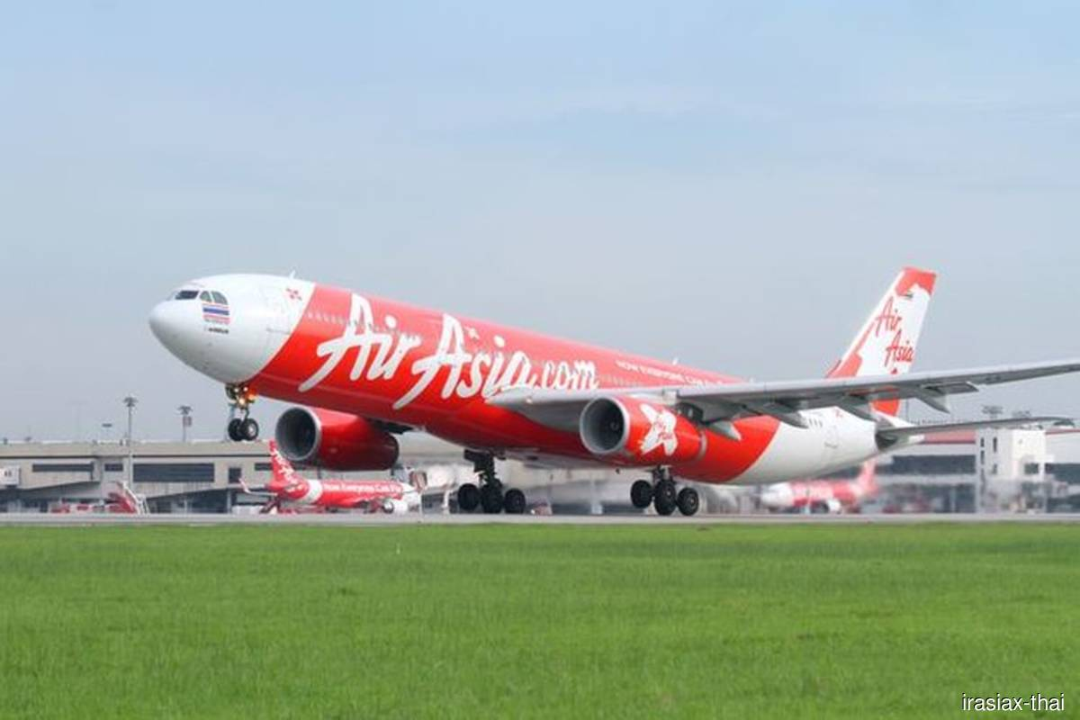 AirAsia X down after proposing rights issue of new shares