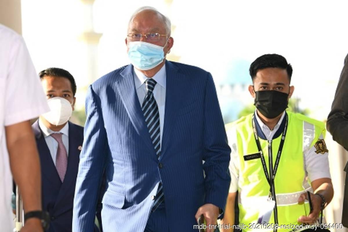 SRC: Court to hear Najib's appeal tomorrow