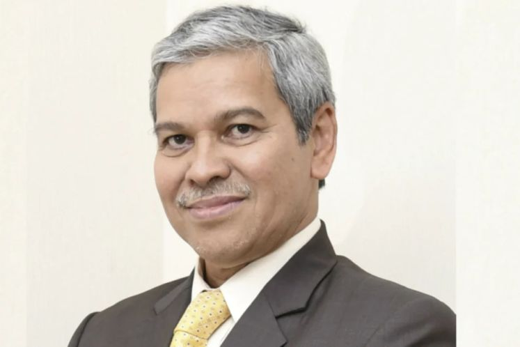 Former Treasury sec-gen Ahmad Badri Mohd Zahir is new EPF chairman