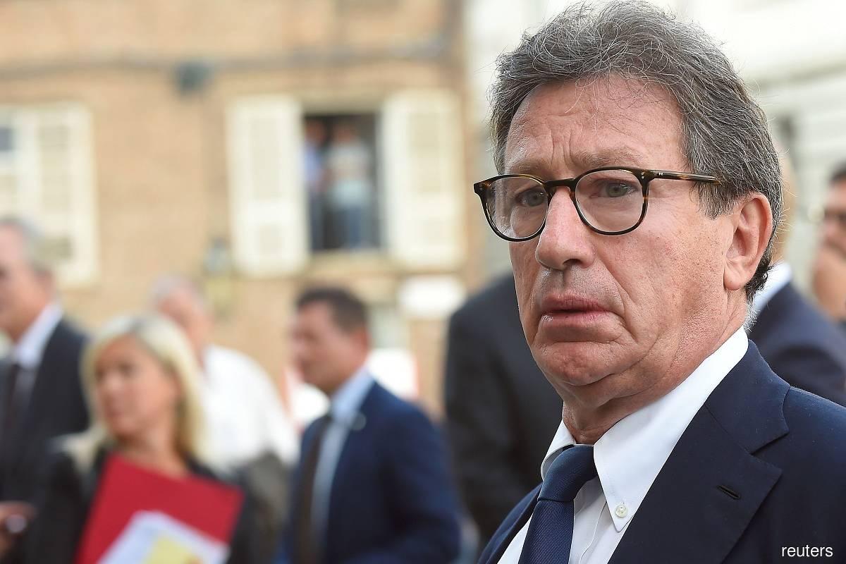 Louis Camilleri steps down as Ferrari CEO, Philip Morris chairman