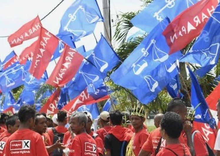 Tg Piai by-election: Counting of votes starts