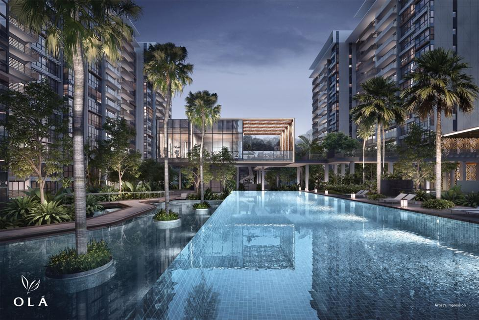 Gamuda Land says Singapore JV project OLA oversubscribed