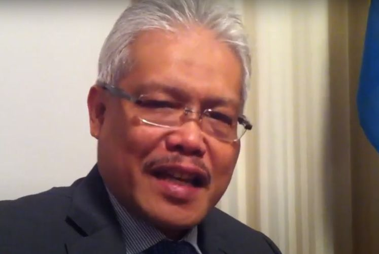Unofficial: Hamzah declares victory for GRS in Sabah State election