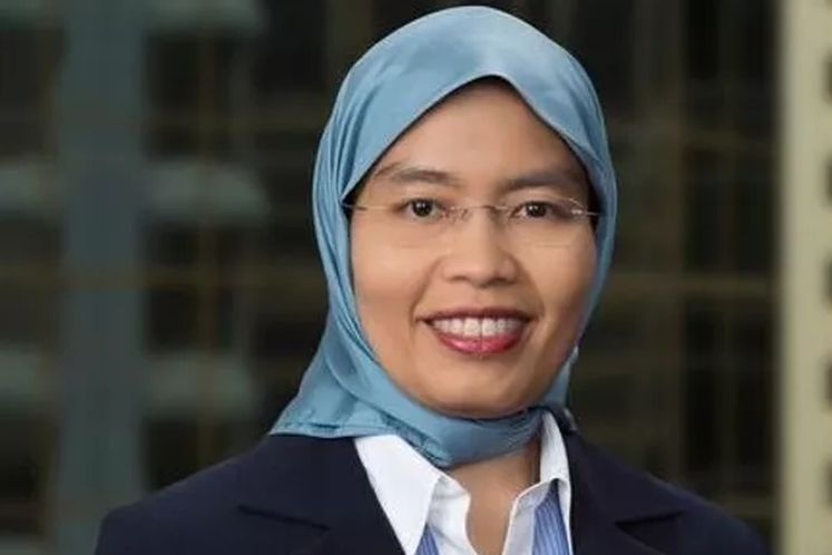Liza Mustapha is Petronas' new senior vice president and group chief financial officer. She is the first woman to hold the post in the company.