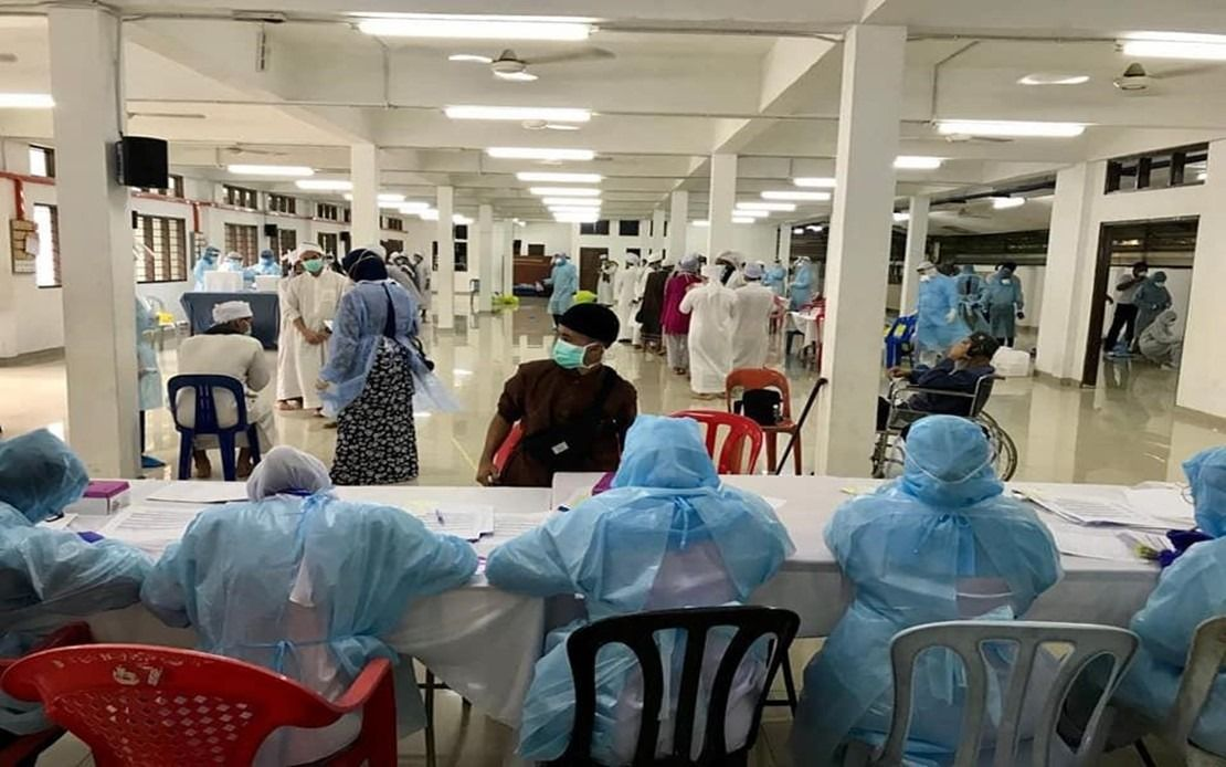 COVID-19: MOH monitoring 3,000 yet-to-be-screened Tabligh followers