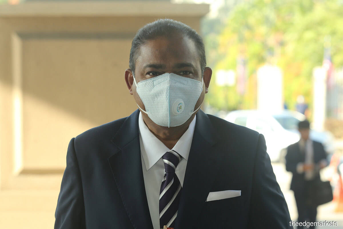 High Court rejects Abdul Azeez's bidtostrike out corruption, money-laundering charges