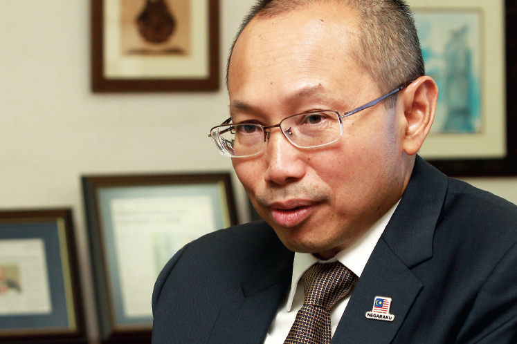 Abdul Wahid tipped to be next Bursa chairman