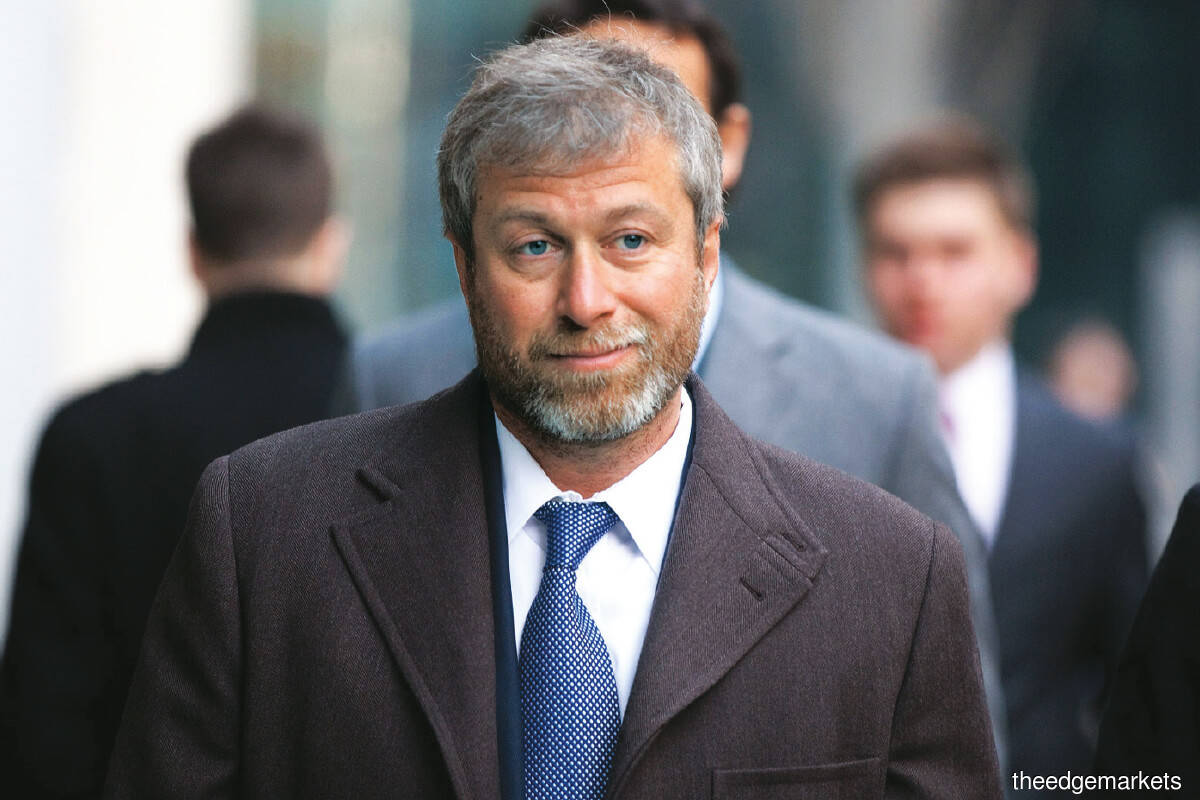 Abramovich transformed near-bankrupt underachievers into a European Super Club. (Photo by Bloomberg)
