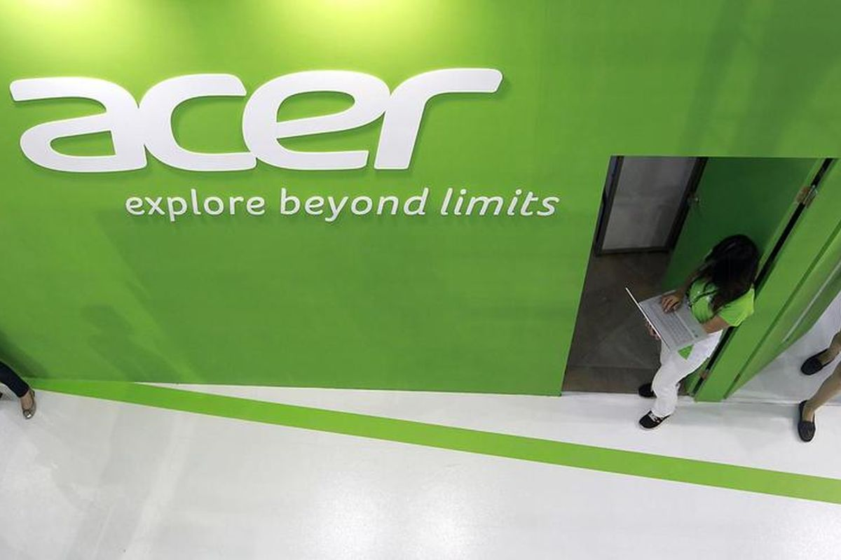 Acer to design 'different kind of product' to counter global chip shortage