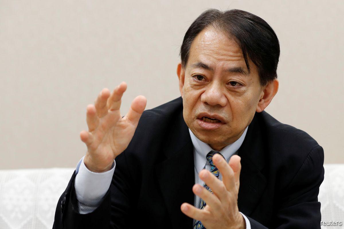 Asian Development Bank President Masatsugu Asakawa