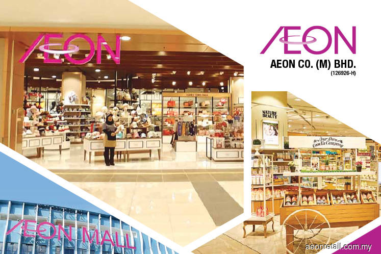 Aeon Co (M) raised to hold at TA Securities; price target at RM1.72