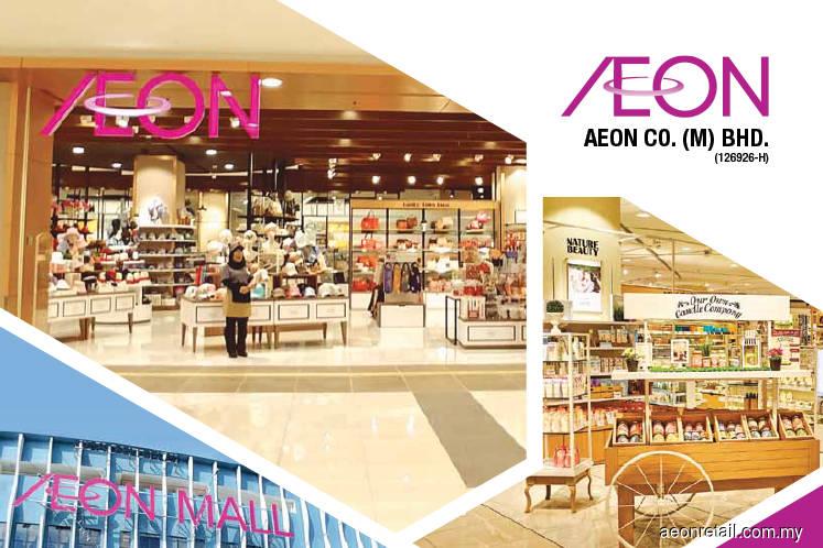 Aeon 1Q net profit rises 17% on higher retail revenue, margin