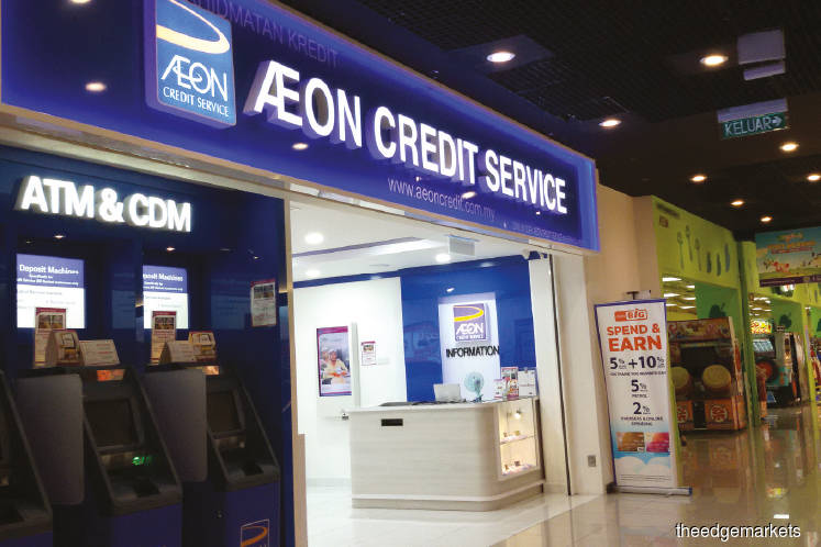 Demand still seen for AEON Credit's financial products