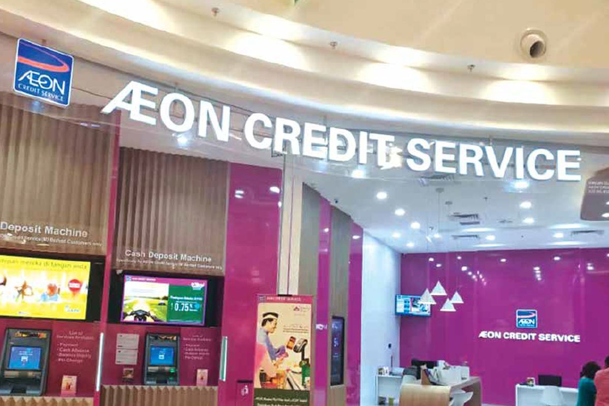 Aeon Credit's 4Q net profit climbs 28.66% on lower operating expenses