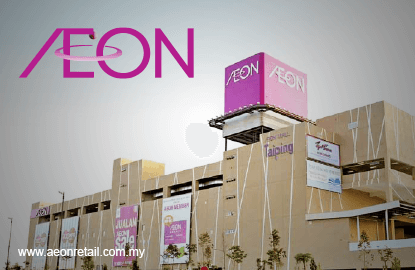 Aeon 2Q earnings down 66.6%
