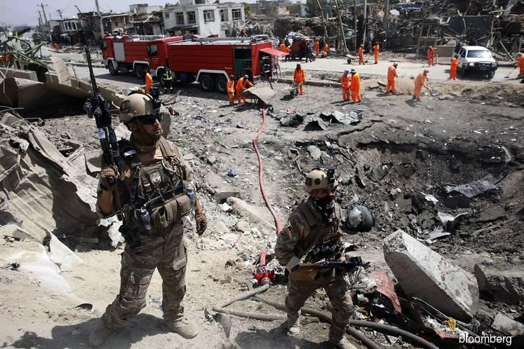 Afghan Taliban Stronger Than Ever After U.S. Spends $900 Billion
