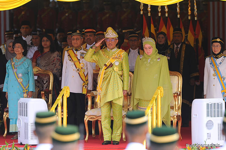 King says racial unity must not remain a mere slogan