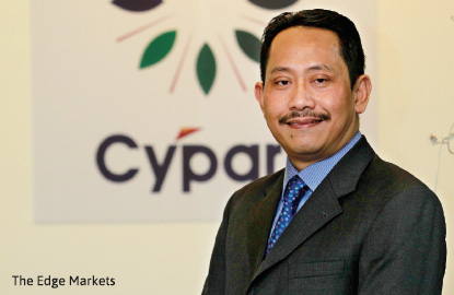 Cypark Resources tries its luck in Singapore