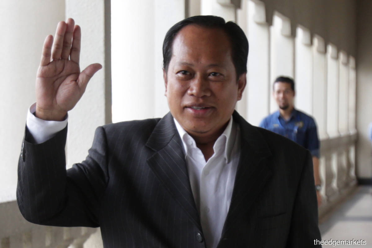 Umno, BN MPs told to support PN until dissolution of Parliament, says Ahmad Maslan