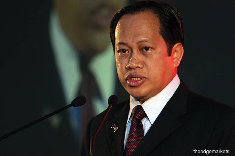 It's the minister's job to find the lost input tax, says Ahmad Maslan