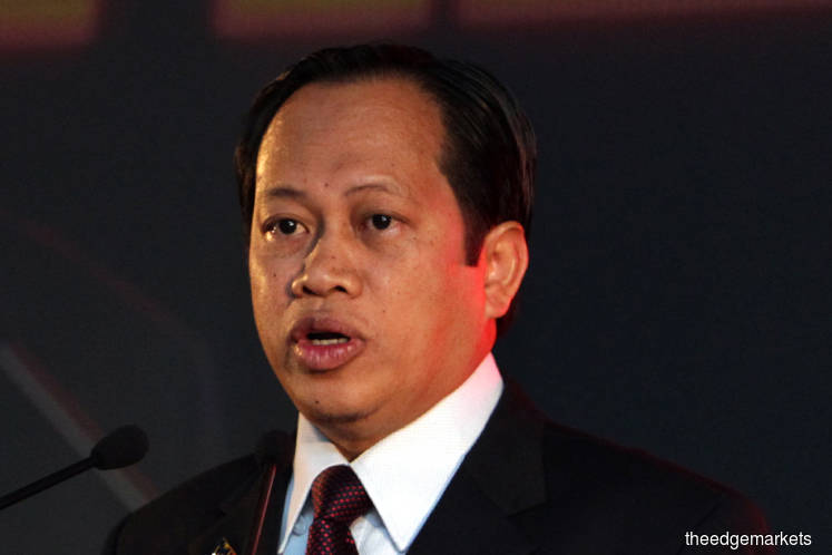 Ahmad Maslan seeks to strike out charges for failure to declare RM2m in alleged 1MDB funds