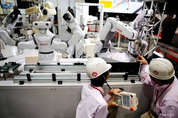 Up to 25% of global labour force to be displaced by robots over next 20 years, says tech expert