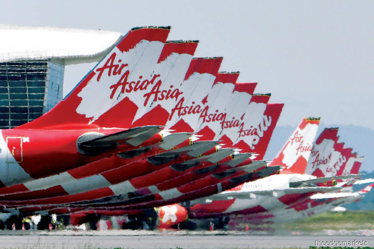 AirAsia was fined RM10 million by MyCC (Photo by Suhaimi Yusuf/The Edge)