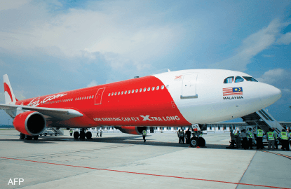 Best deals of the year: Best Fundraising (Non-IPO): Notable Mention: AirAsia X raises RM391 million despite mounting losses