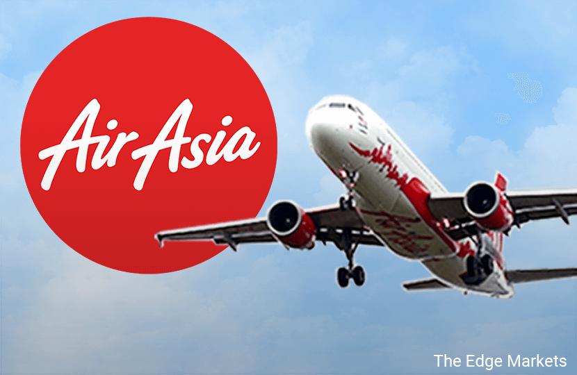 AirAsia descends as investors eye losses