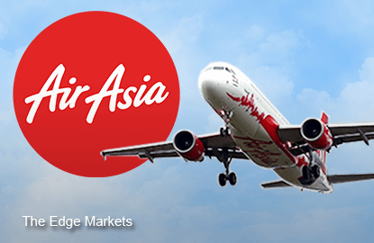 AirAsia rises 3% on 'flow of good news'