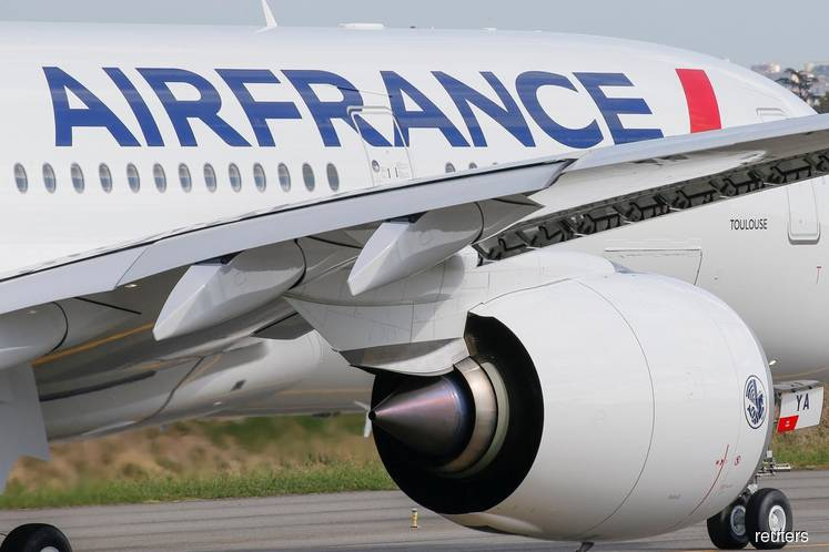 Air France says coronavirus impact could climb above US$200m