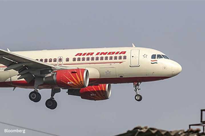 India said to plan selling 51% in Air India to strategic partner