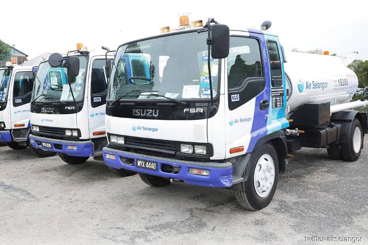 Water supply in Hulu Selangor fully restored, says Air Selangor