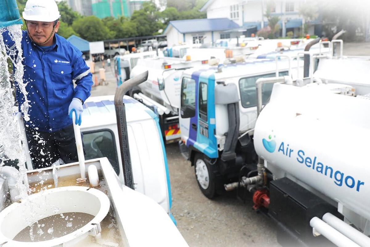 Water supply restored by 28% — Air Selangor