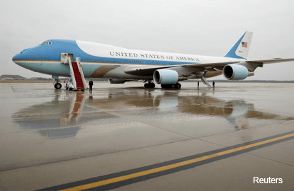 Air Force stumped by Trump's claim of US$1 bil savings on jet