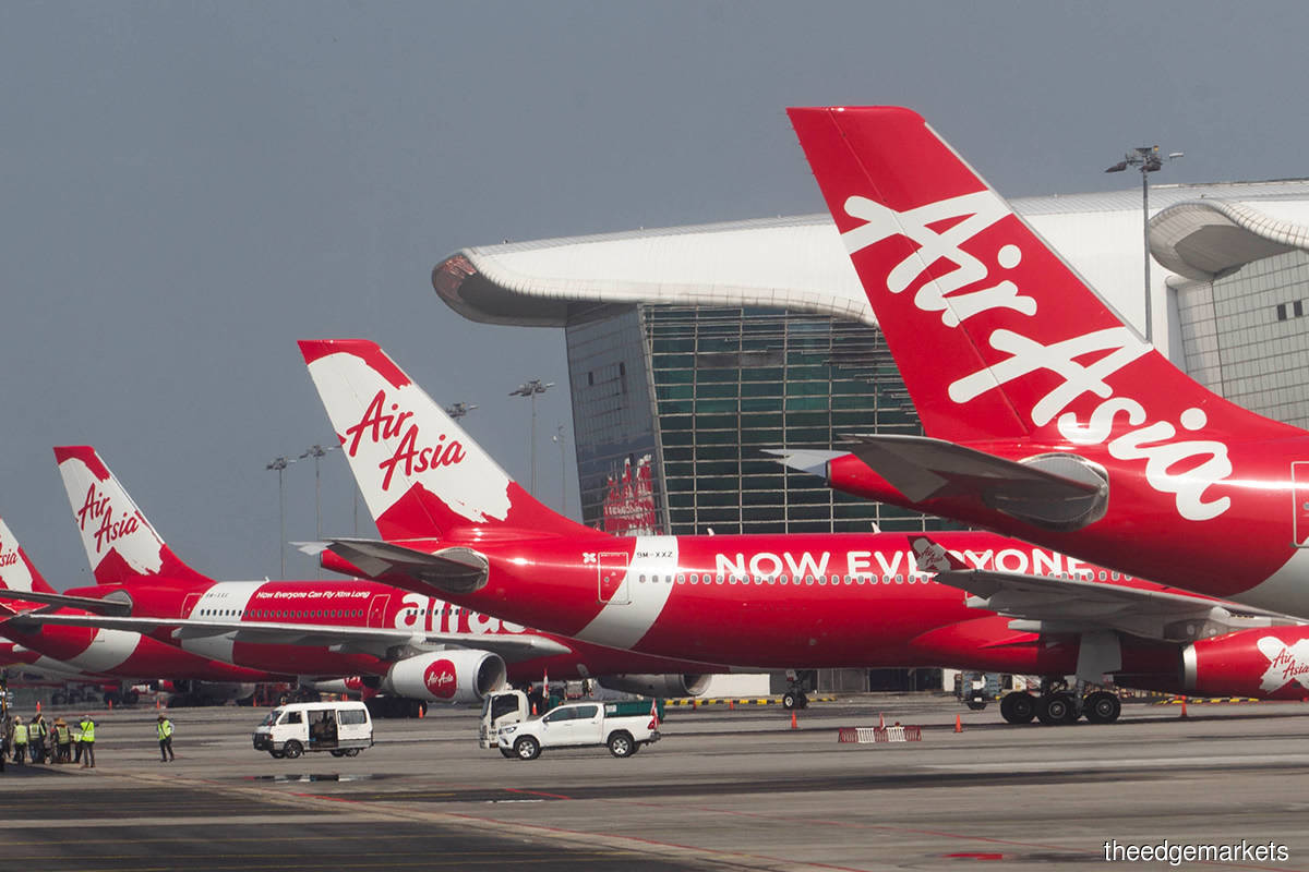 AirAsia X needs RM500m for restart, to liquidate Indonesian ops — newspaper