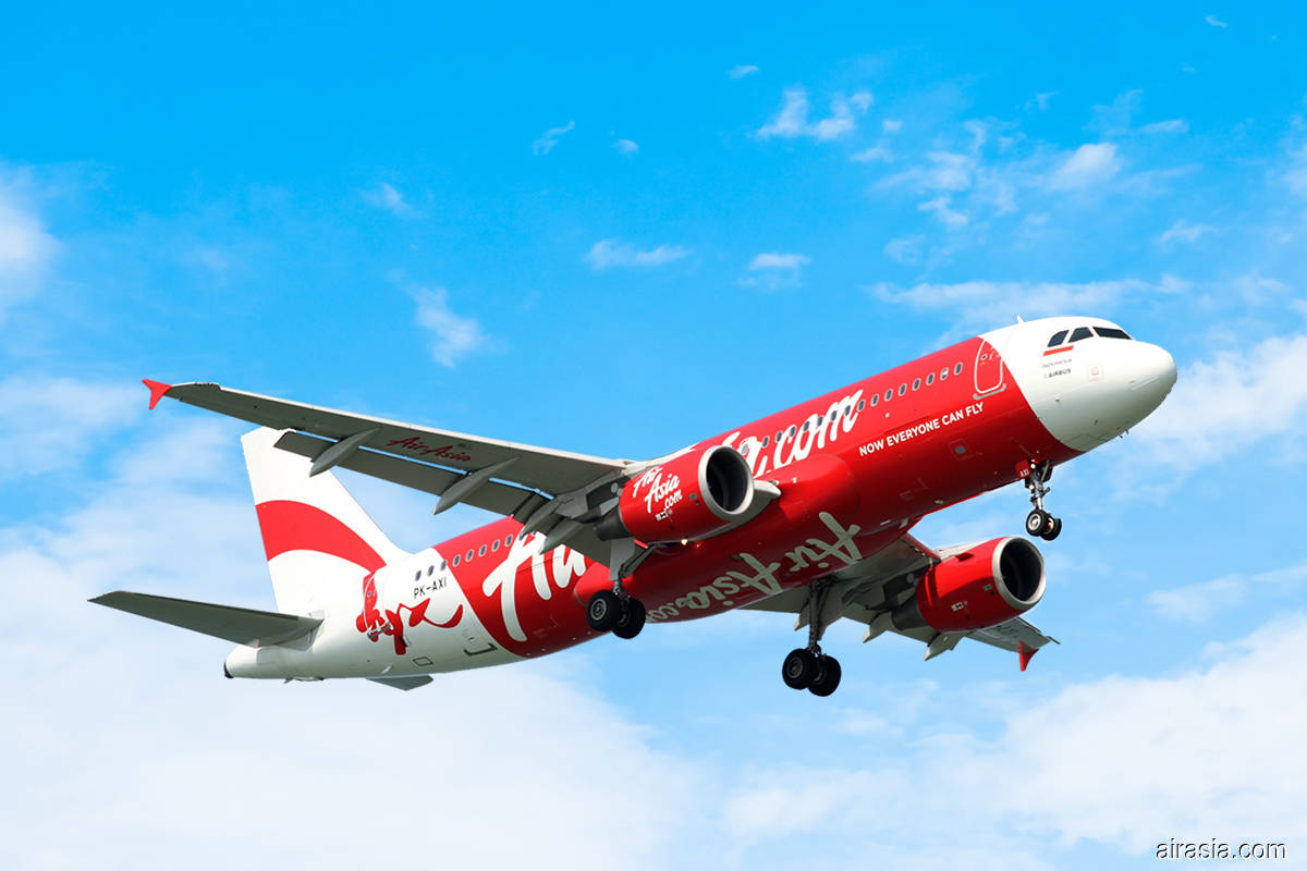 AirAsia reports higher passenger traffic in March