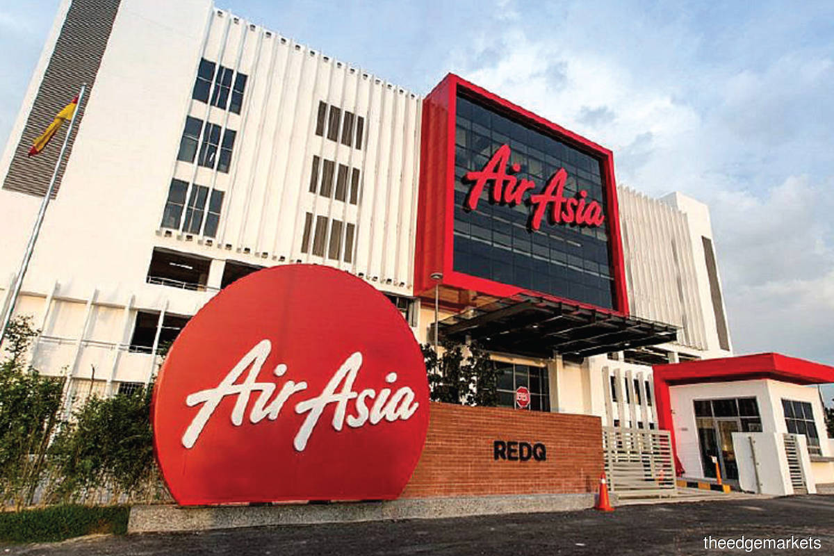 AirAsia up 5.49% after Fernandes said he's 'quietly optimistic' about 2021, in talks for three new airlines