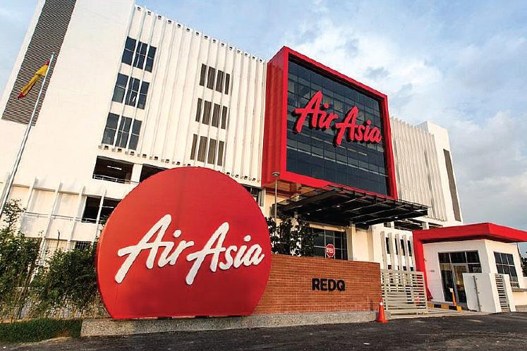 India, forex losses drag AirAsia's 2Q profit down 95%