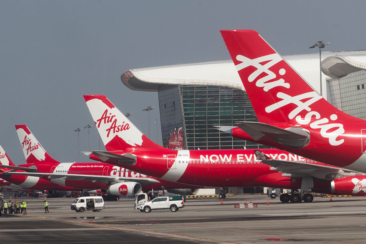 CGS-CIMB: AirAsia X equity value will remain below zero even with debt restructuring