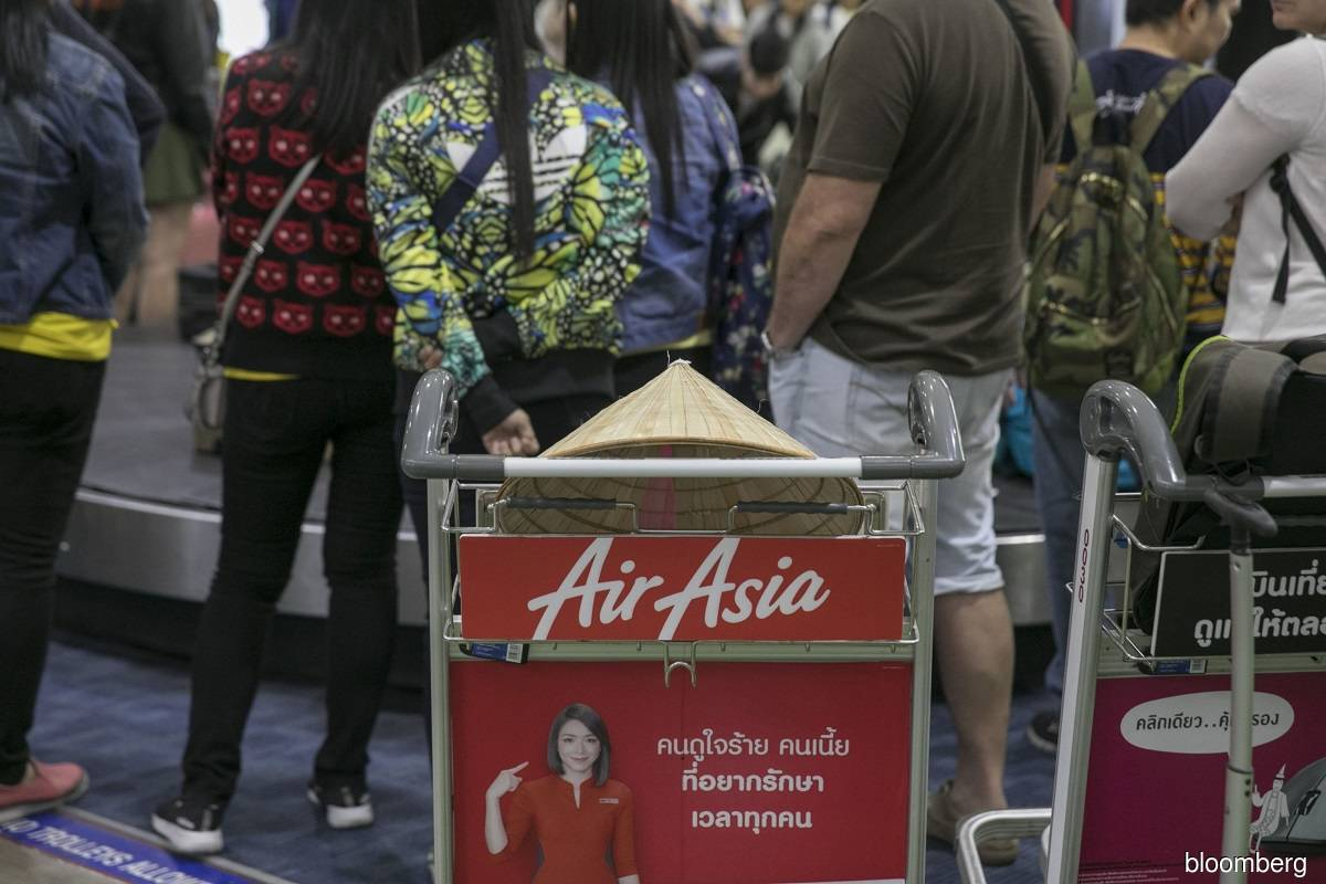 Thai AirAsia August operations temporarily closed amid domestic flight ban