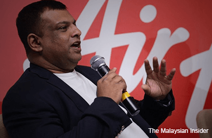 AirAsia's boss says cheaper to fly than to take ERL