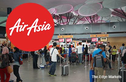AirAsia Group carries 20% more passengers in 3Q