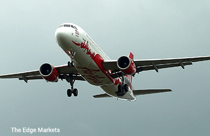 Immediate support for AirAsia at RM2.50, says AllianceDBS Research
