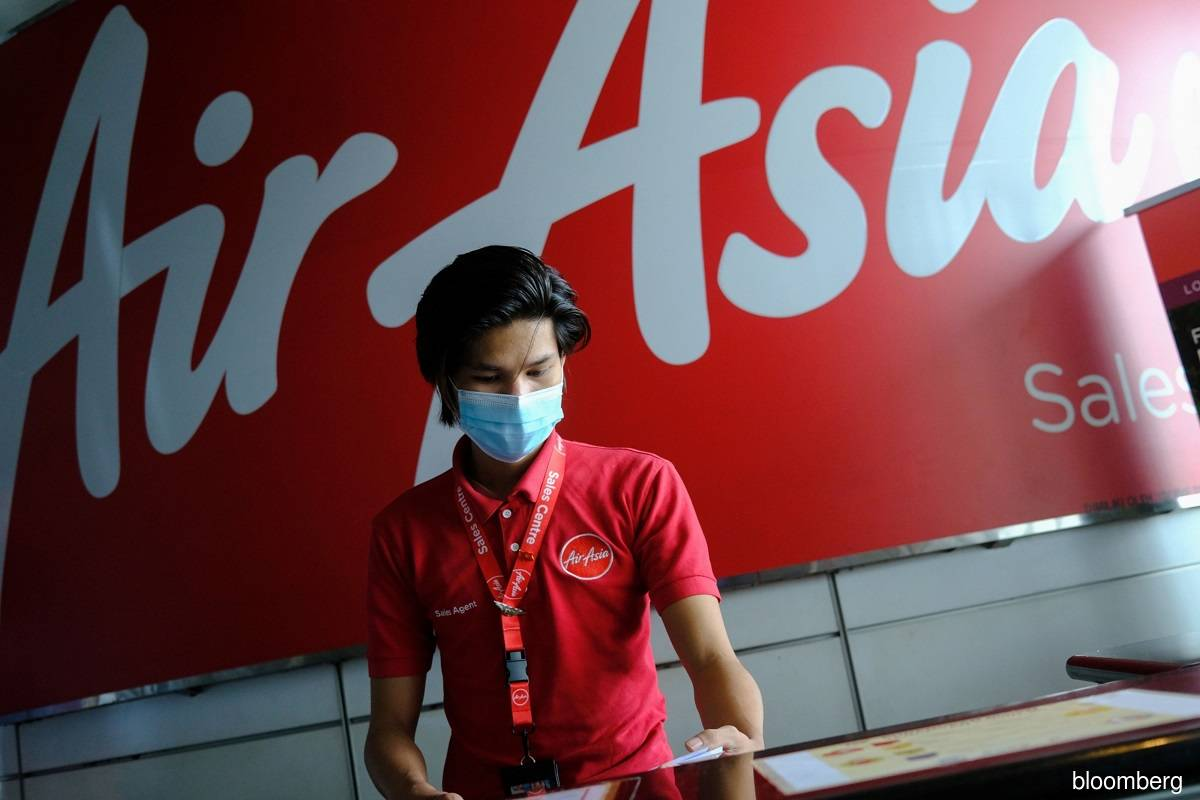 Thai AirAsia says latest virus outbreak has dented business