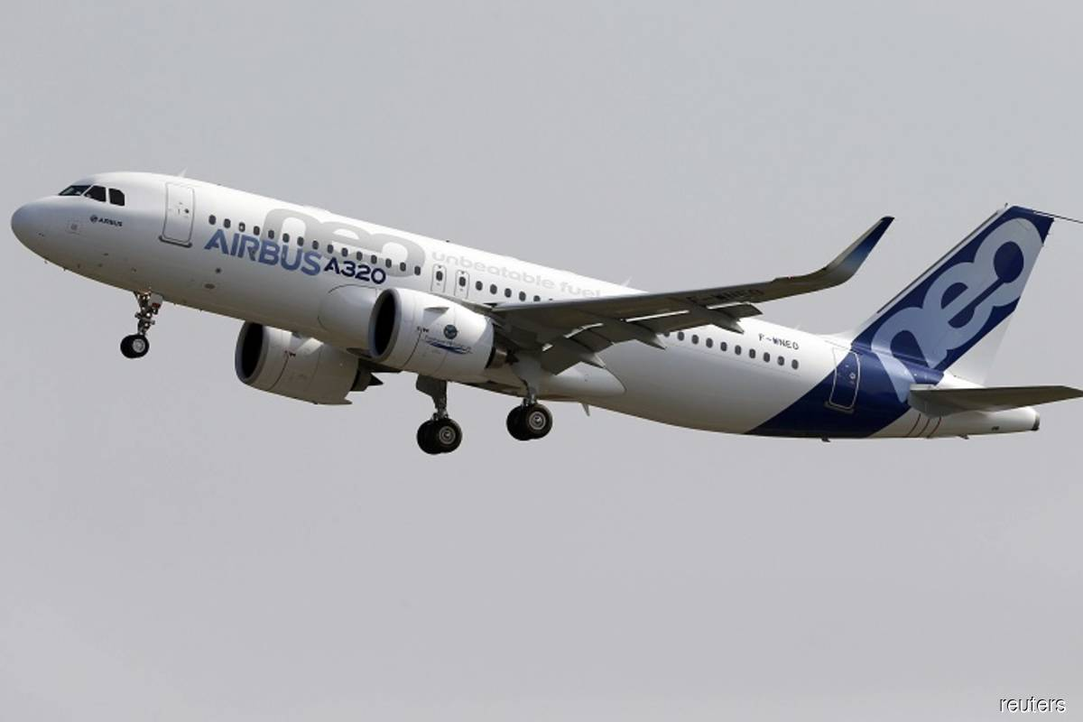 Air China to buy 18 Airbus A320neo jets from GECAS subsidiary