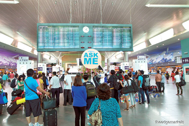 Departure levy to trim air travellers by up to 835,000, US$419m in GDP