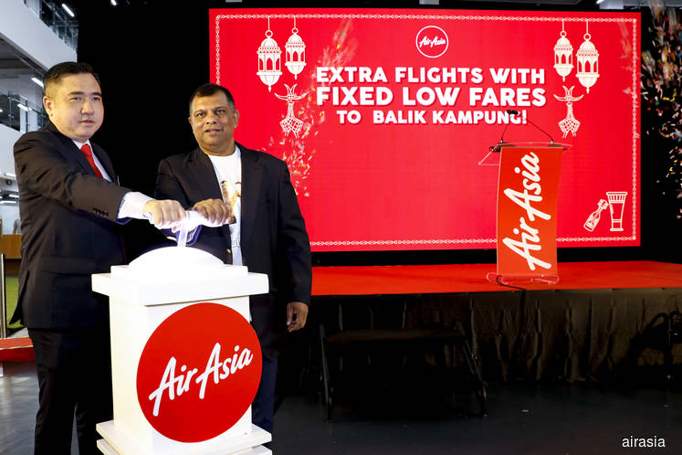 Anthony Loke: Govt not subsidising AirAsia fixed-fare flights