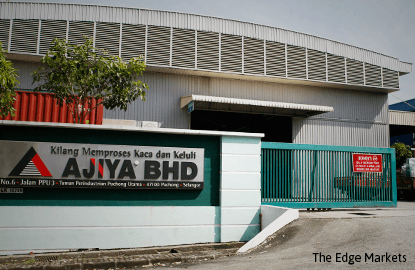 Ajiya proposes private placement to raise RM26 mil